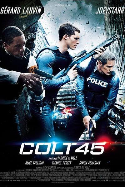 Caratula, cartel, poster o portada de Colt 45