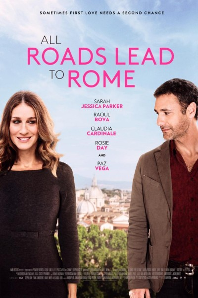 Caratula, cartel, poster o portada de All Roads Lead to Rome