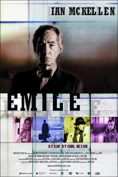 Caratula, cartel, poster o portada de Emile