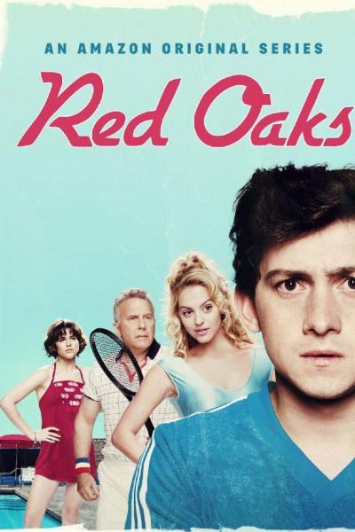 Caratula, cartel, poster o portada de Red Oaks