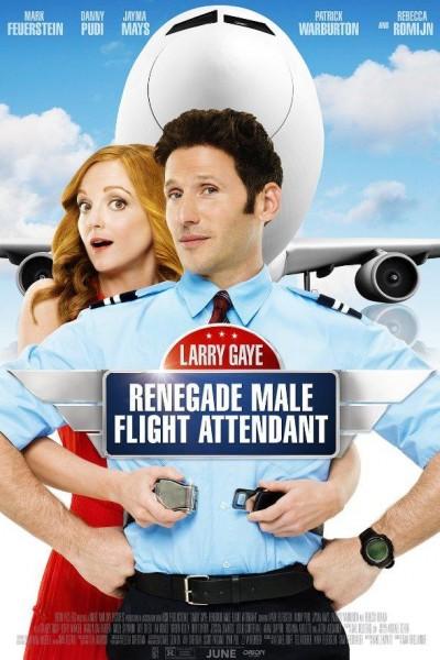 Caratula, cartel, poster o portada de Larry Gaye: Renegade Male Flight Attendant