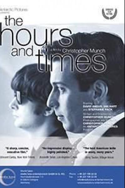 Caratula, cartel, poster o portada de The Hours and Times