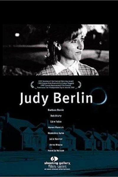 Caratula, cartel, poster o portada de Judy Berlin