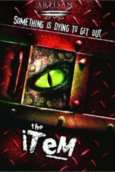 Caratula, cartel, poster o portada de The Item