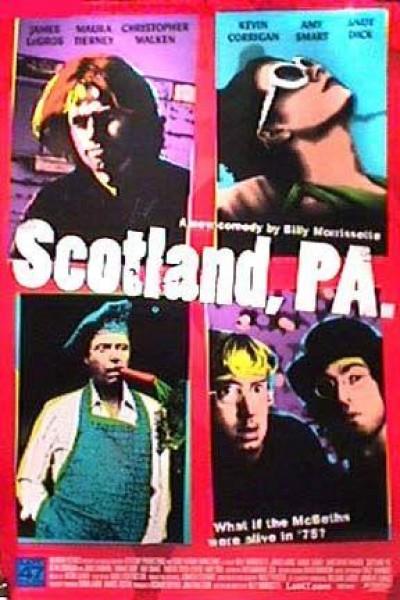 Caratula, cartel, poster o portada de Scotland, PA