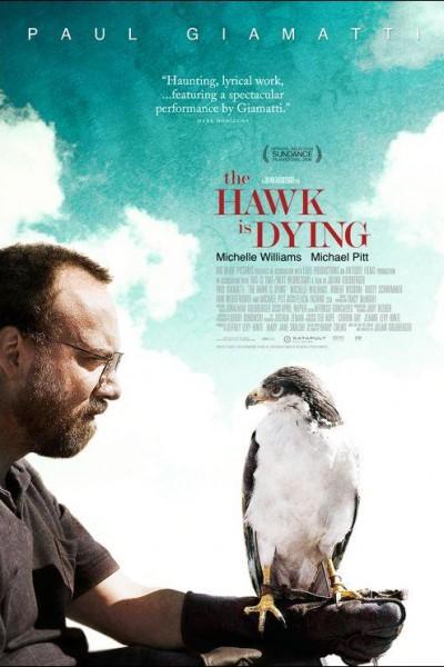 Caratula, cartel, poster o portada de The Hawk Is Dying