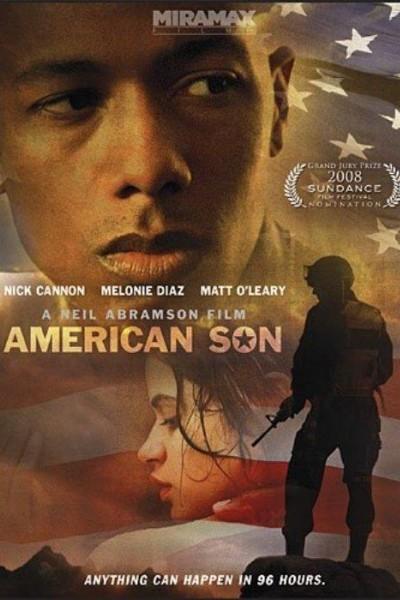 Caratula, cartel, poster o portada de American Son