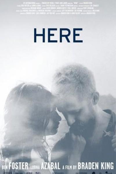 Caratula, cartel, poster o portada de Here