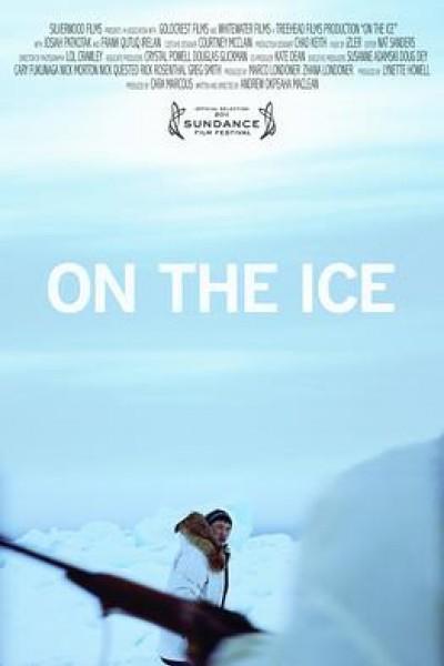 Caratula, cartel, poster o portada de On the Ice