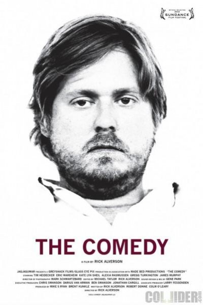 Caratula, cartel, poster o portada de The Comedy