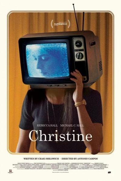 Caratula, cartel, poster o portada de Christine