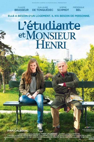 Caratula, cartel, poster o portada de El Sr. Henri comparte piso
