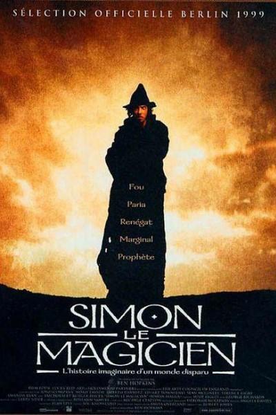 Caratula, cartel, poster o portada de Simon Magus