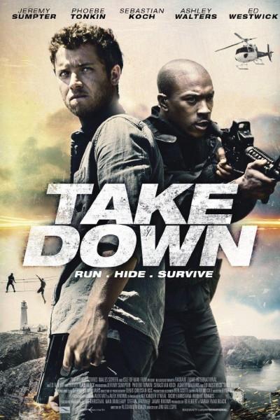 Caratula, cartel, poster o portada de Take Down (Billionaire Ransom)