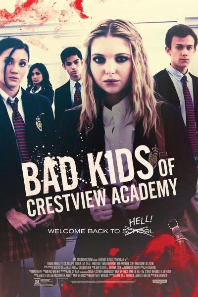 Caratula, cartel, poster o portada de Bad Kids of Crestview Academy