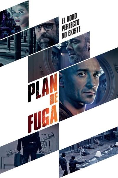 Caratula, cartel, poster o portada de Plan de fuga