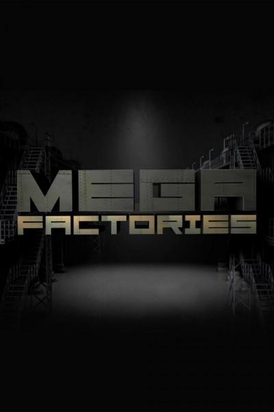 Caratula, cartel, poster o portada de Megafactorías
