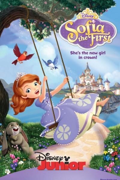 Caratula, cartel, poster o portada de La Princesa Sofía