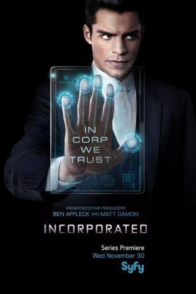 Caratula, cartel, poster o portada de Incorporated