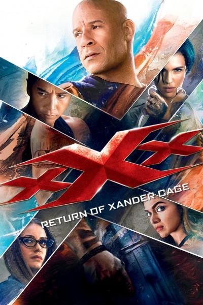 Caratula, cartel, poster o portada de xXx: Reactivated