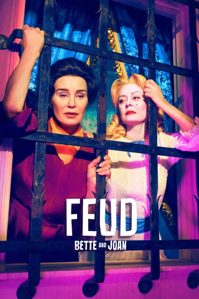 Caratula, cartel, poster o portada de Feud: Bette and Joan
