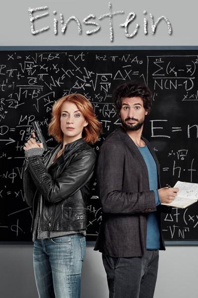 Caratula, cartel, poster o portada de Einstein