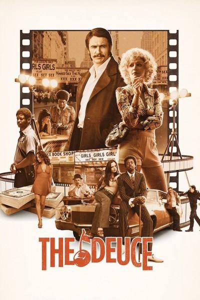 Caratula, cartel, poster o portada de The Deuce