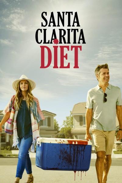 Caratula, cartel, poster o portada de Santa Clarita Diet