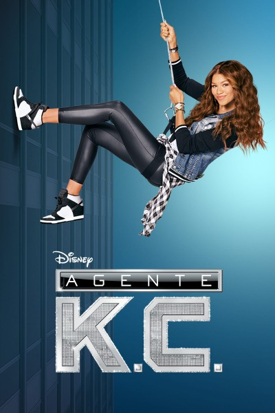 Caratula, cartel, poster o portada de K.C. Agente Especial