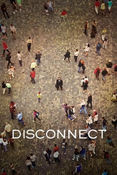 Caratula, cartel, poster o portada de Desconexión