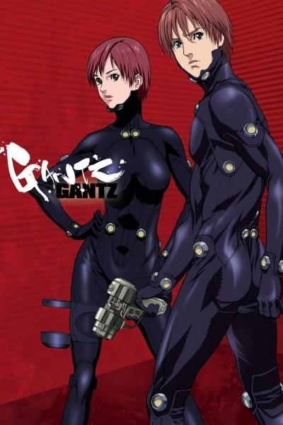 Caratula, cartel, poster o portada de Gantz