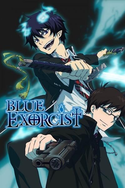 Caratula, cartel, poster o portada de Blue Exorcist
