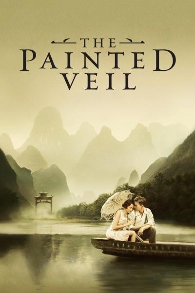 Caratula, cartel, poster o portada de El velo pintado