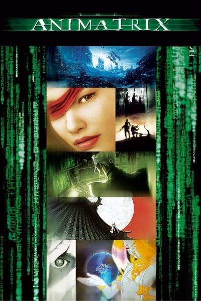 Caratula, cartel, poster o portada de Animatrix