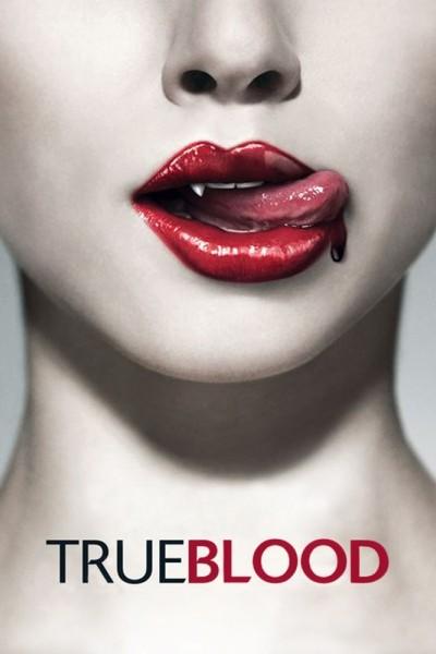 Caratula, cartel, poster o portada de True Blood (Sangre Fresca)
