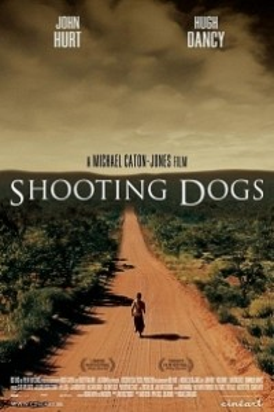 Caratula, cartel, poster o portada de Disparando a perros (Shooting Dogs)