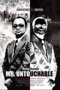 Caratula, cartel, poster o portada de Intocable (Mr. Untouchable)