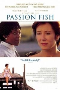 Caratula, cartel, poster o portada de Passion fish (Peces de pasión)