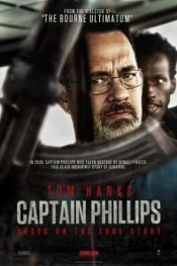 Caratula, cartel, poster o portada de Capitán Phillips