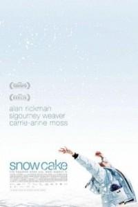 Caratula, cartel, poster o portada de Snow Cake