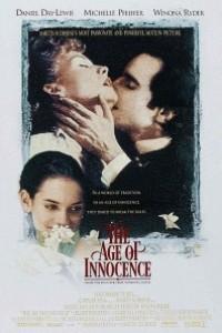 Caratula, cartel, poster o portada de La edad de la inocencia
