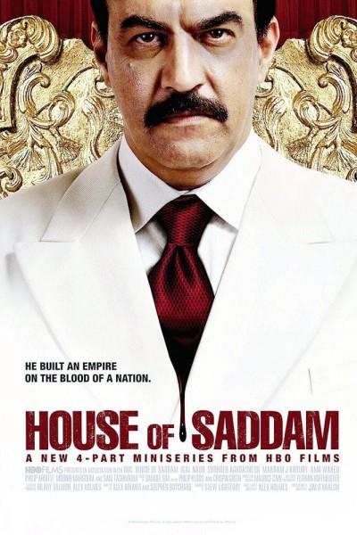 Caratula, cartel, poster o portada de House of Saddam