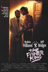 Caratula, cartel, poster o portada de El rey pescador
