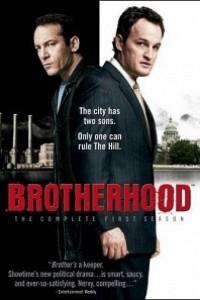 Caratula, cartel, poster o portada de Brotherhood