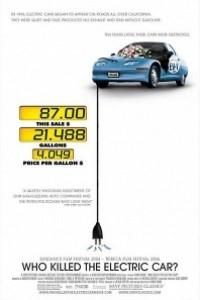 Caratula, cartel, poster o portada de ¿Quién mató al coche eléctrico?