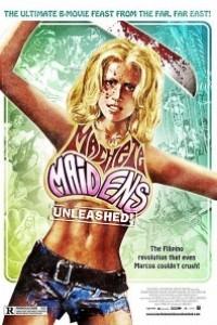 Caratula, cartel, poster o portada de Machete Maidens Unleashed!