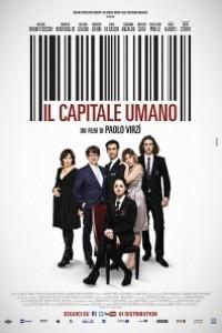 Caratula, cartel, poster o portada de El capital humano