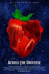 Caratula, cartel, poster o portada de Across the Universe