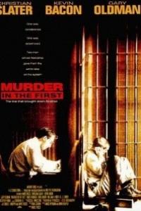 Caratula, cartel, poster o portada de Homicidio en primer grado