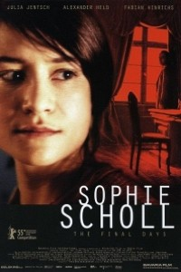 Caratula, cartel, poster o portada de Sophie Scholl. Los últimos días